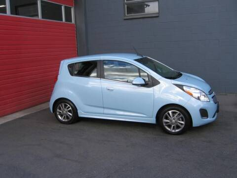 2016 Chevrolet Spark EV for sale at Paramount Motors NW in Seattle WA