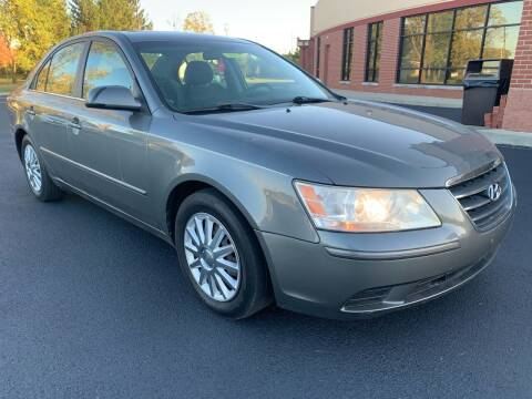 2009 Hyundai Sonata for sale at Quality Motors Inc in Indianapolis IN