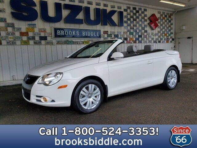 2007 Volkswagen Eos for sale at BROOKS BIDDLE AUTOMOTIVE in Bothell WA