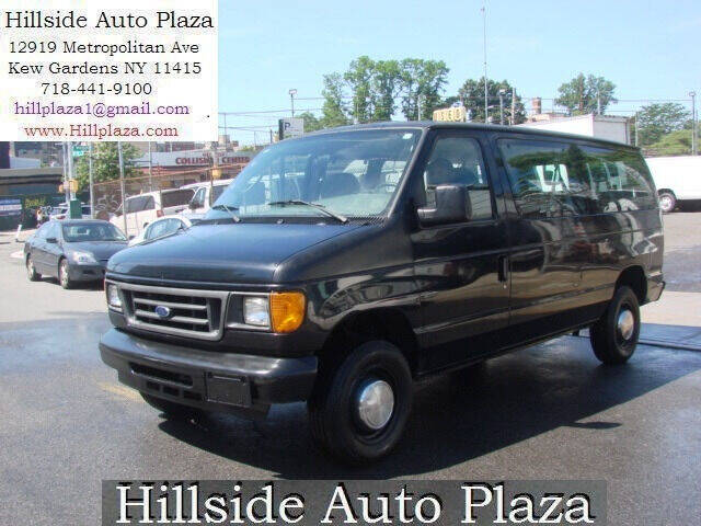 2006 Ford E-Series Wagon for sale in Kew Gardens, NY