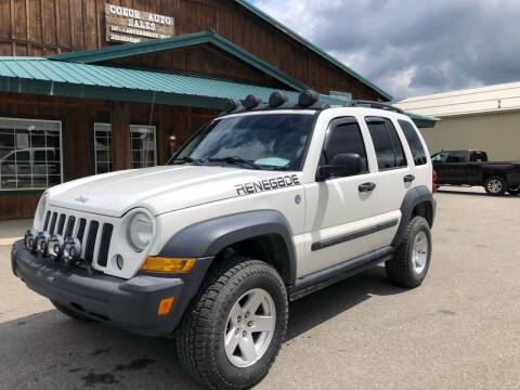 2007 Jeep Liberty for sale at Coeur Auto Sales in Hayden ID