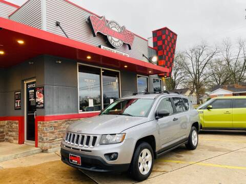 2014 Jeep Compass for sale at Chema's Autos & Tires in Tyler TX