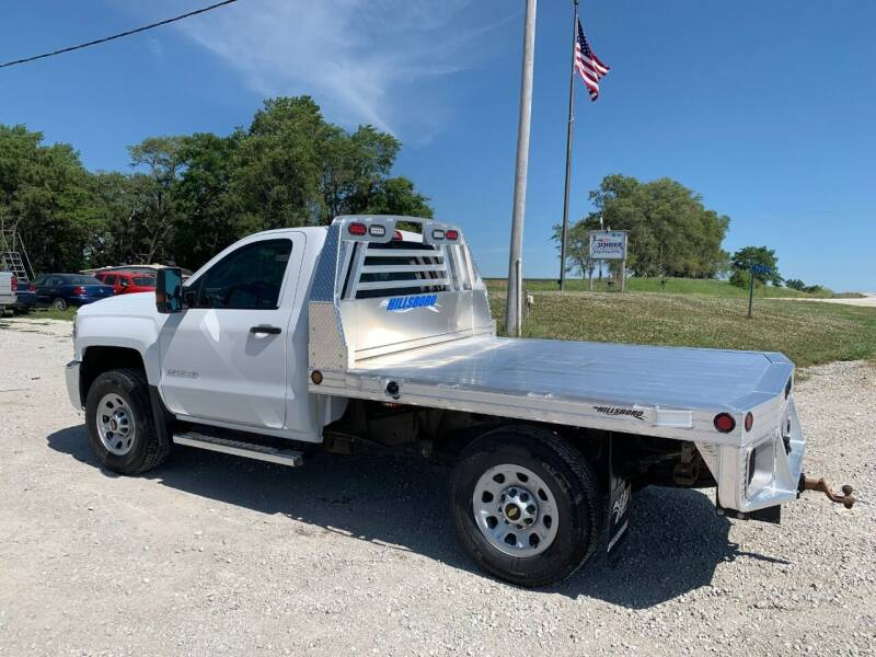 2021 Hillsboro 2500 Series Aluminum Flatbed for sale at Schrier Auto Body & Restoration in Cumberland IA