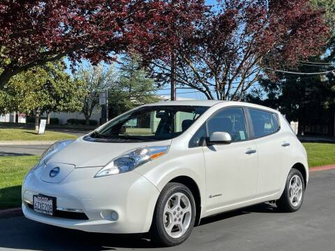 2013 Nissan LEAF for sale at AutoAffari LLC in Sacramento CA