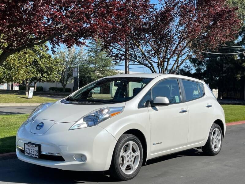 2013 Nissan LEAF for sale at AutoAffari LLC in Sacramento CA