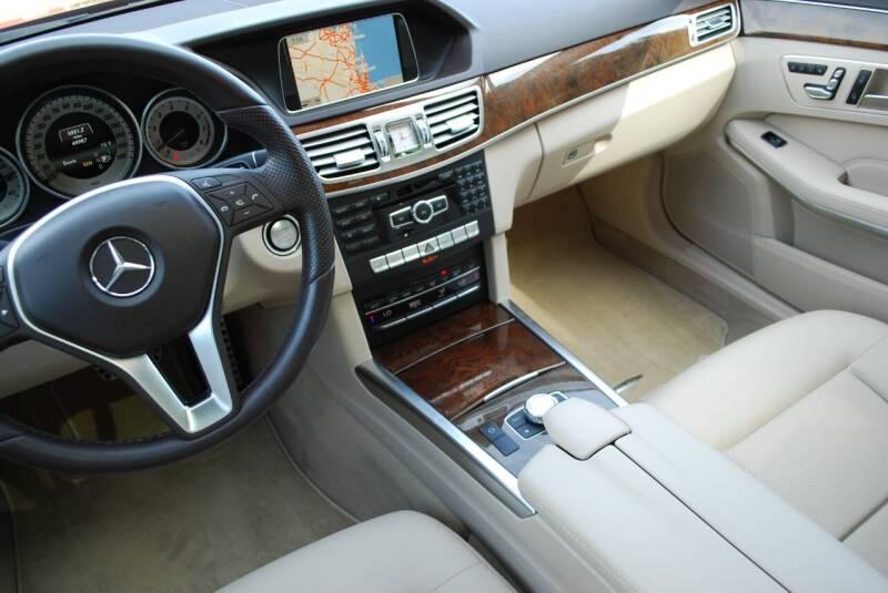 2014 Mercedes-Benz E-Class AWD E 350 Sport 4MATIC 4dr Sedan - New Milford CT