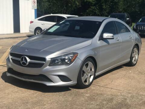 2015 Mercedes-Benz CLA for sale at Discount Auto Company in Houston TX