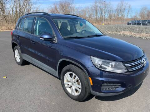 2016 Volkswagen Tiguan for sale at Bluesky Auto in Bound Brook NJ