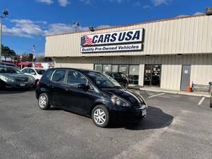 2008 Honda Fit for sale at Cars USA in Virginia Beach VA