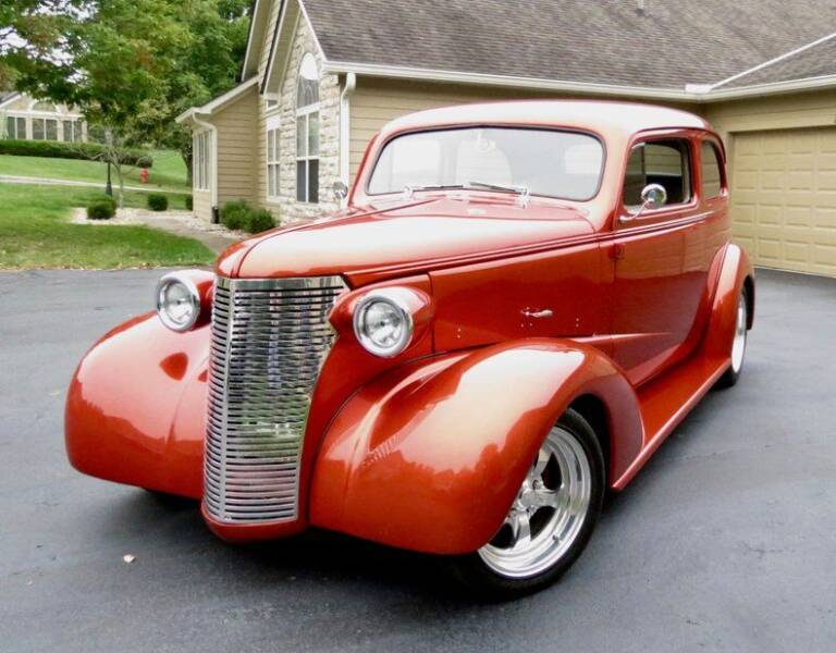 1938 Chevrolet 210 for sale in Dayton, OH