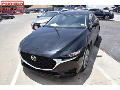 2021 Mazda Mazda3 Sedan for sale at South Plains Autoplex by RANDY BUCHANAN in Lubbock TX