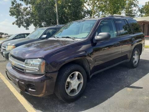 2008 Chevrolet TrailBlazer for sale at John 3:16 Motors in San Antonio TX