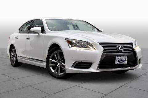 2014 Lexus LS 460 for sale at CU Carfinders in Norcross GA