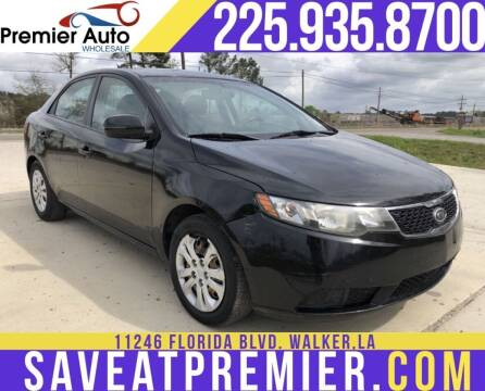 2013 Kia Forte for sale at Premier Auto Wholesale in Baton Rouge LA