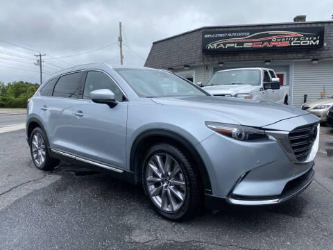 2020 Mazda CX-9 for sale at Maple Street Auto Center in Marlborough MA