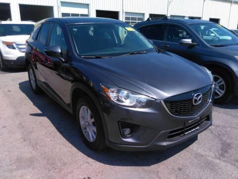 2015 Mazda CX-5 for sale at MOUNT EDEN MOTORS INC in Bronx NY