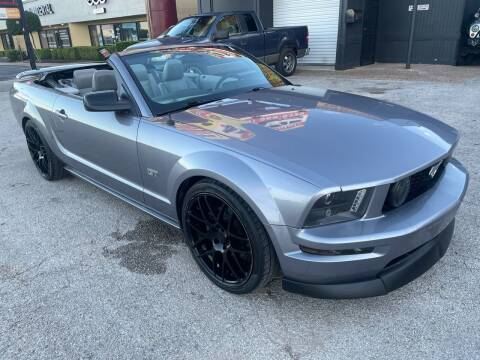 2006 Ford Mustang for sale at Austin Direct Auto Sales in Austin TX
