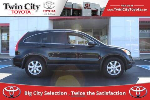 2008 Honda CR-V for sale at Twin City Toyota in Herculaneum MO