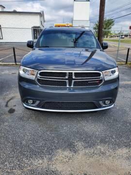 2018 Dodge Durango for sale at Dependable Auto Sales in Montgomery AL
