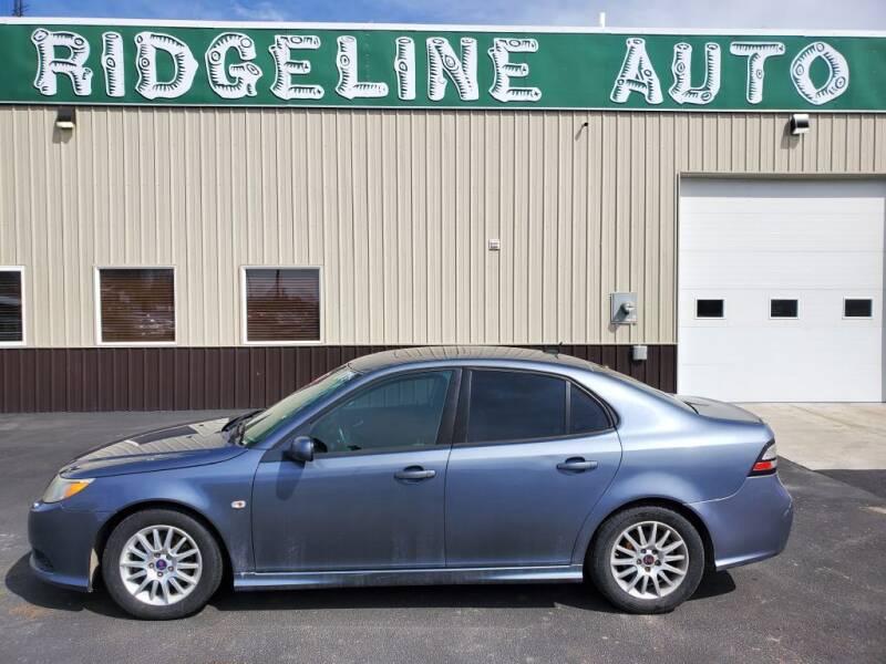 2008 Saab 9-3 for sale at RIDGELINE AUTO in Chubbuck ID