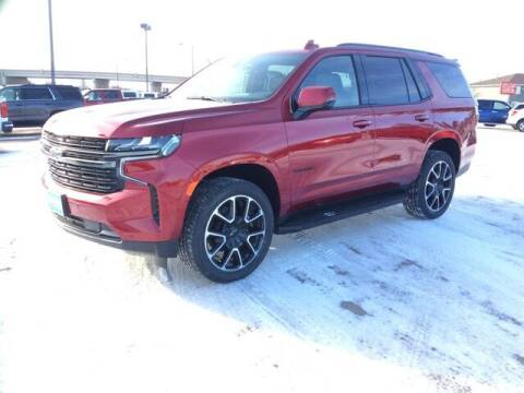 2021 Chevrolet Tahoe for sale at Nyhus Chevrolet Buick in Staples MN