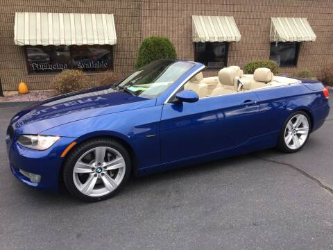 2007 BMW 3 Series for sale at Depot Auto Sales Inc in Palmer MA