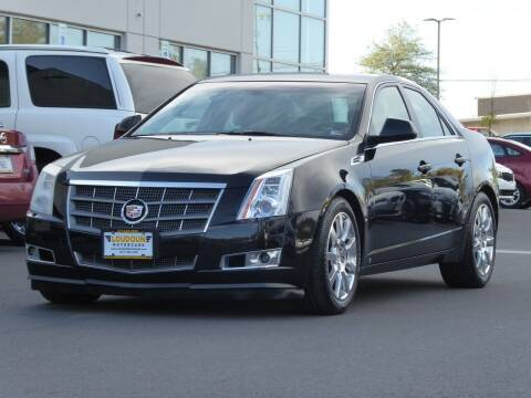 2008 Cadillac CTS for sale at Loudoun Used Cars - LOUDOUN MOTOR CARS in Chantilly VA