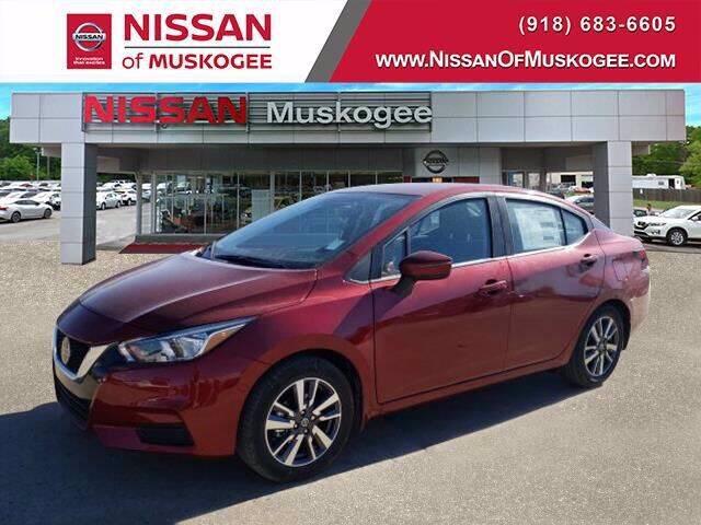 2020 Nissan Versa for sale in Muskogee, OK