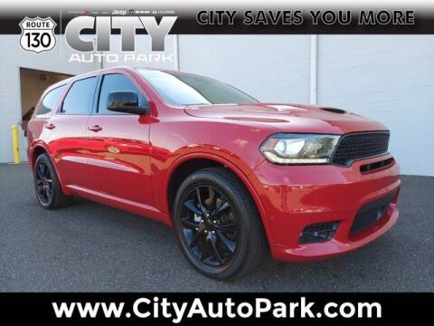 2018 Dodge Durango for sale at City Auto Park in Burlington NJ
