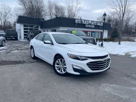 2020 Chevrolet Malibu for sale at Rite Track Auto Sales in Canton MI