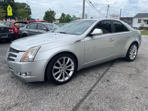 2009 Cadillac CTS for sale at Alpina Imports in Essex MD