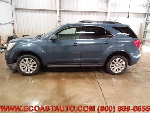 2011 Chevrolet Equinox for sale at East Coast Auto Source Inc. in Bedford VA