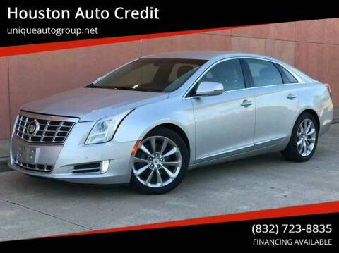 2014 Cadillac XTS for sale at Houston Auto Credit in Houston TX