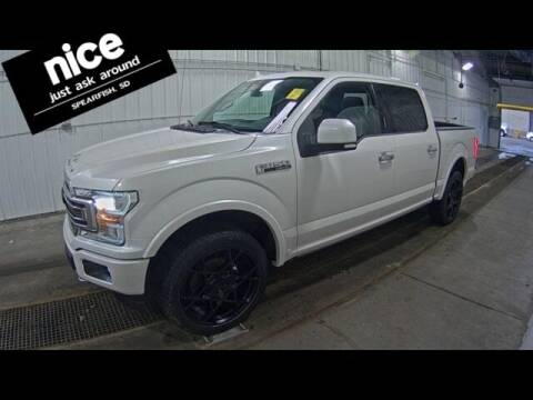 2019 Ford F-150 for sale at PRESTIGE AUTO SALES in Spearfish SD