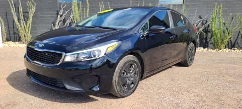 2017 Kia Forte for sale at Fast Trac Auto Sales in Phoenix AZ