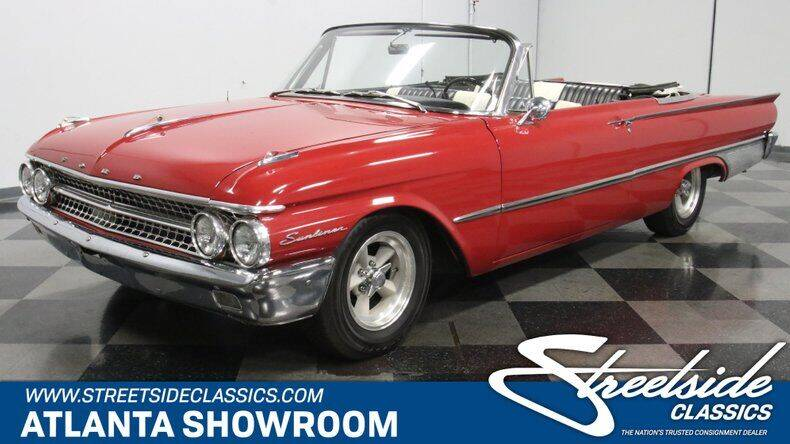 1961 Ford Galaxie for sale in Concord, NC