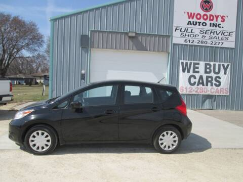2015 Nissan Versa Note for sale at Woody's Auto Sales Inc in Randolph MN