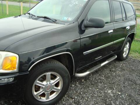 2007 GMC Envoy for sale at Branch Avenue Auto Auction in Clinton MD