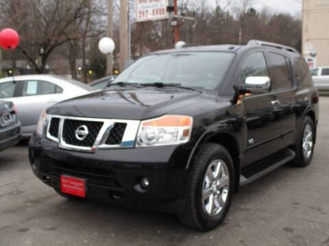2009 Nissan Armada for sale at Bill Leggett Automotive, Inc. in Columbus OH