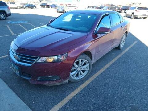 2016 Chevrolet Impala for sale at Sharp Automotive in Watertown SD