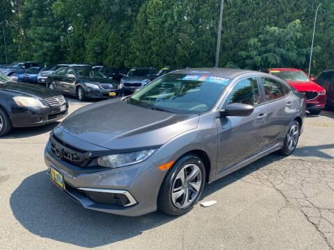2021 Honda Civic for sale at Bloomingdale Auto Group in Bloomingdale NJ