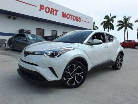 2018 Toyota C-HR for sale at Automotive Credit Union Services in West Palm Beach FL