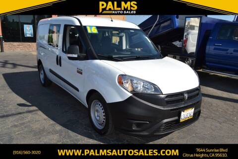 2016 RAM ProMaster City Cargo for sale at Palms Auto Sales in Citrus Heights CA