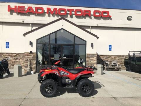 2021 Kawasaki Brute Force 750 4x4i for sale at Head Motor Company - Head Indian Motorcycle in Columbia MO
