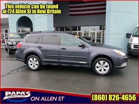 2011 Subaru Outback for sale at Papas Chrysler Dodge Jeep Ram in New Britain CT