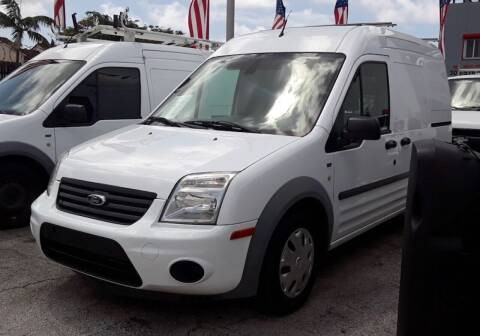 2012 Ford Transit Connect for sale at Barbie's Autos Corp in Miami FL
