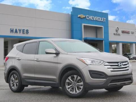 2016 Hyundai Santa Fe Sport for sale at HAYES CHEVROLET Buick GMC Cadillac Inc in Alto GA