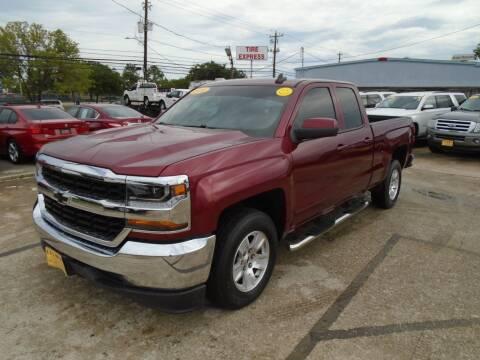 2016 Chevrolet Silverado 1500 for sale at BAS MOTORS in Houston TX