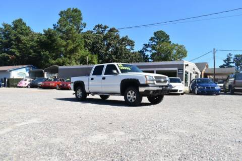 2004 Chevrolet Silverado 1500 for sale at Barrett Auto Sales in North Augusta SC