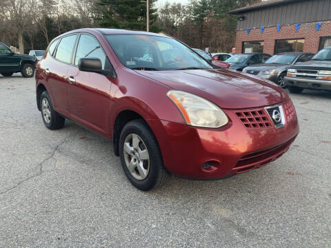 2010 Nissan Rogue for sale at Official Auto Sales in Plaistow NH